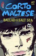 Corto Maltese Ballad of the Salt Sea (1996) 7