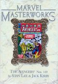 Marvel Masterworks Deluxe Library Edition Variant HC (1987-Present Marvel) 1st Edition 4-1ST