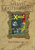 Marvel Masterworks Deluxe Library Edition Variant HC (1987-Present Marvel) 1st Edition 7-1ST