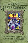 Marvel Masterworks Deluxe Library Edition Variant HC (1987-Present Marvel) 1st Edition 8-1ST
