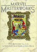 Marvel Masterworks Deluxe Library Edition Variant HC (1987-Present Marvel) 1st Edition 9-1ST