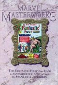 Marvel Masterworks Deluxe Library Edition Variant HC (1987-Present Marvel) 1st Edition 13-1ST