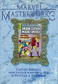 Marvel Masterworks Deluxe Library Edition Variant HC (1987-Present Marvel) 1st Edition 14-1ST