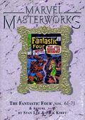 Marvel Masterworks Deluxe Library Edition Variant HC (1987-Present Marvel) 1st Edition 34-1ST