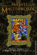 Marvel Masterworks Deluxe Library Edition Variant HC (1987-Present Marvel) 1st Edition 36-1ST