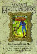 Marvel Masterworks Deluxe Library Edition Variant HC (1987-Present Marvel) 1st Edition 44-1ST