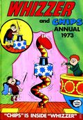 Whizzer and Chips HC (1971-1994 IPC) Annuals 1973