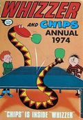 Whizzer and Chips HC (1971-1994 IPC) Annuals 1974