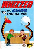 Whizzer and Chips HC (1971-1994 IPC) Annuals 1975