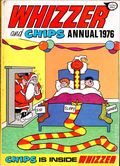Whizzer and Chips HC (1971-1994 IPC) Annuals 1976