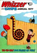 Whizzer and Chips HC (1971-1994 IPC) Annuals 1977