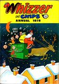 Whizzer and Chips HC (1971-1994 IPC) Annuals 1978