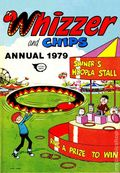 Whizzer and Chips HC (1971-1994 IPC) Annuals 1979
