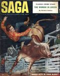 Saga True Adventures for Men (1950 MacFadden Publications) Vol. 7 #6