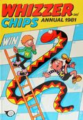 Whizzer and Chips HC (1971-1994 IPC) Annuals 1981