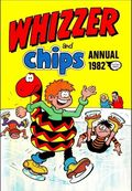 Whizzer and Chips HC (1971-1994 IPC) Annuals 1982