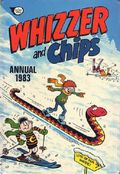 Whizzer and Chips HC (1971-1994 IPC) Annuals 1983