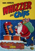 Whizzer and Chips HC (1971-1994 IPC) Annuals 1984