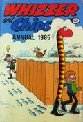 Whizzer and Chips HC (1971-1994 IPC) Annuals 1985
