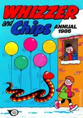 Whizzer and Chips HC (1971-1994 IPC) Annuals 1986