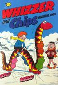 Whizzer and Chips HC (1971-1994 IPC) Annuals 1987