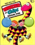 Whizzer and Chips HC (1971-1994 IPC) Annuals 1988