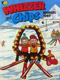 Whizzer and Chips HC (1971-1994 IPC) Annuals 1989