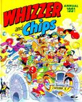 Whizzer and Chips HC (1971-1994 IPC) Annuals 1991