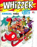 Whizzer and Chips HC (1971-1994 IPC) Annuals 1992