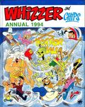 Whizzer and Chips HC (1971-1994 IPC) Annuals 1994