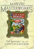 Marvel Masterworks Deluxe Library Edition Variant HC (1987-Present Marvel) 1st Edition 4-REP