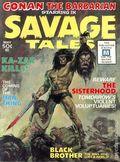 Savage Tales (1971 Magazine) 1