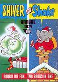 Shiver and Shake HC (1974-1986 IPC Magazines) UK Annuals 1974