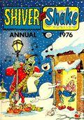 Shiver and Shake HC (1974-1986 IPC Magazines) UK Annuals 1975