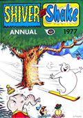 Shiver and Shake HC (1974-1986 IPC Magazines) UK Annuals 1977