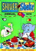 Shiver and Shake HC (1974-1986 IPC Magazines) UK Annuals 1978
