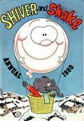 Shiver and Shake HC (1974-1986 IPC Magazines) UK Annuals 1980