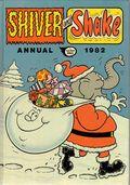 Shiver and Shake HC (1974-1986 IPC Magazines) UK Annuals 1982
