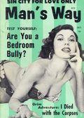 Man's Way (1956-1957) Vol. 5 #5