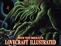 Pete Von Sholly's Lovecraft Illustrated SC (2020 Clover Press) 1-1ST