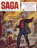 Saga Magazine (1950 2nd Series) Vol. 12 #2