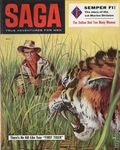 Saga Magazine (1950 2nd Series) Vol. 9 #3