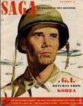 Saga Magazine (1950 2nd Series) Vol. 1 #4