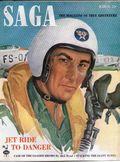 Saga Magazine (1950 2nd Series) Vol. 2 #1