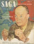 Saga Magazine (1950 2nd Series) Vol. 2 #2