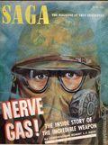 Saga Magazine (1950 2nd Series) Vol. 2 #3