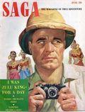 Saga Magazine (1950 2nd Series) Vol. 2 #4