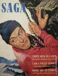 Saga Magazine (1950 2nd Series) Vol. 2 #5