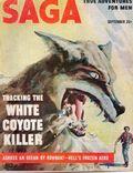 Saga Magazine (1950 2nd Series) Vol. 3 #1