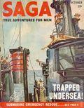 Saga Magazine (1950 2nd Series) Vol. 3 #2